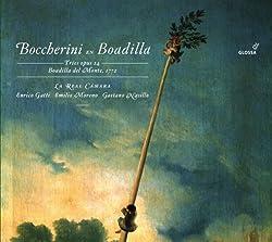 Luigi Boccherini: Streichtrios Op.14 (G95-100)