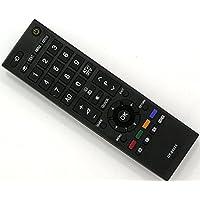 allimity Reemplace el control remoto CT-90326 Compatible con Toshiba 40LV675 40LV675D 40LV703G1 40LV733F 40LV733N 40LV833F 40LV833G 42HL833F 42HL833G 26EL933G 39L2337DB 40HL933G 40LV833N 40LV933G TV
