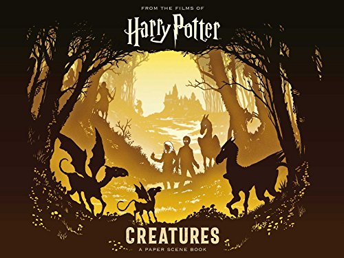 J K Rowling's Wizarding World: Creatures Harry Potter