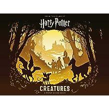 Harry Potter: Creatures Paper-Cut Book