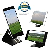 SPYKART Desktop Cell Phone Stand Tablet Stand, Metal Stand Holder for Mobile Phone