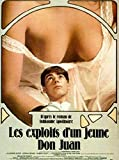 Les Exploits D'Un Jeune Don Juan - 1986 - Virginie Ledoyen - 116X158Cm Affiche Cinema Originale