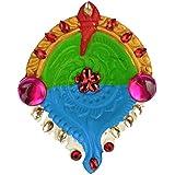 Set Of 12 Pc Diwali Gift Diwali Decorations Beautiful Diwali Diya Oil Lamp Tea Light Holder Christmas Decoration - B076FX7PZ7