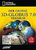 Produkt-Bild: Der große National Geographic 3D-Globus 7.0 Premium
