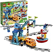 LEGO 10875 Lasttåg, Flerfärgad