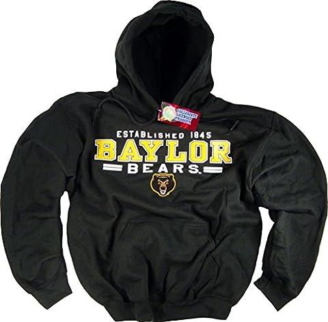 Baylor Bears pour homme à capuche pour femme T-shirt Drapeau Bonnet en Université Vêtements - Vert - XXL