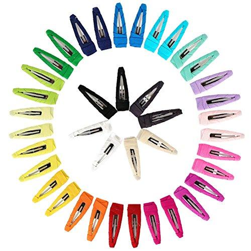 laribbons-20-pacchetto-2-arco-capelli-del-bambino-schioccano-le-clip-mollette