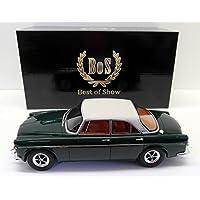 Bentley SIII Park Ward DHC dunkelgrün RHD 1963  1:18 BOS