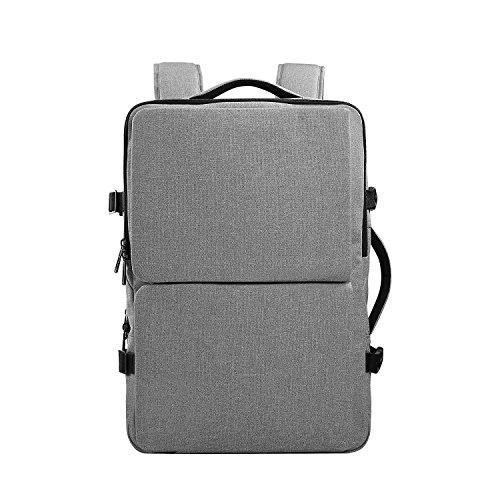 Cai 17.3 '' Business Alien Laptop Rucksack Multifunktionale Water Resistant Computer Tasche Doppelte Fächer Rucksack 35L Trave...