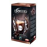 K de hada espresto Chocolate olatte, beber chocolate Comercio Justo de carga, cacao, pack de 6, 6x 16Cápsulas