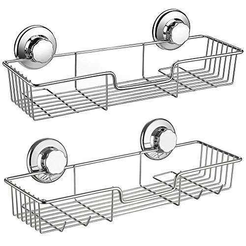 SANNO Shower Caddy,Strong Suctio...