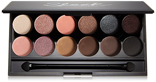 Sleek MakeUP iDivine Eyeshadow Palette Oh So Special, 1 Stück (Double Ended Mascara)