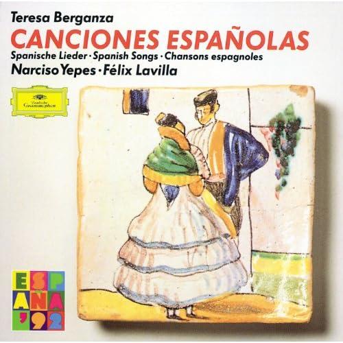 García Lorca: Trece canciones espanolas antiguas - Anda, jaleo