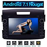 Android 7.1 Quad-Core-Car Stereo-CD-DVD-Spieler im Schlag-Auto-Radio Head Unit mit 7