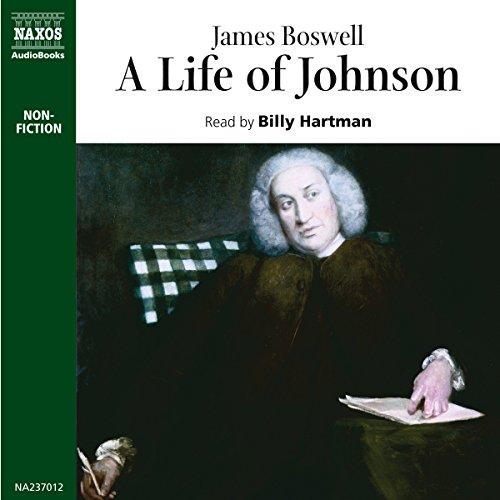 A Life of Johnson  Audiolibri