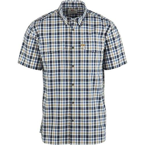 Fjällräven Herren Övik Shirt SS Hemd, Willow, 2XL