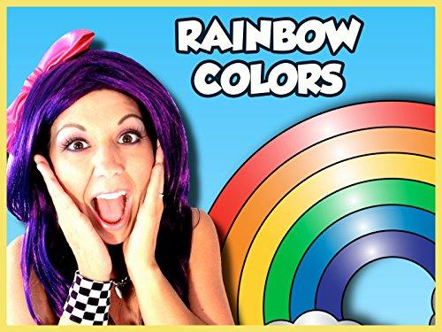 Colors of the Rainbow - Learn Rainbow Colors
