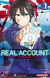 Real Account Edition simple Tome 1