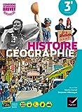 Histoire-Géographie 3e - Manuel de l'élève - Nouveau programme 2016