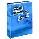 HAMA Album porta  foto Minimax Singo, 100 foto/10x15, colore acqua