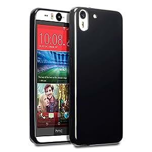 HTC Desire Eye Case, Terrapin [SLIM FIT] Desire Eye Case [Black] Premium Protective TPU Gel Case for HTC Desire Eye - Black