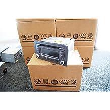 Original Audi Radio Coro 3, Doppeldin #70 utilizado, Audi 8 0 P 057 152 E / F o 8 0 p 035 152 e / f