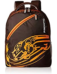 Pronto Passion 20 Ltrs Coffee Casual Backpack (8803 -CF)