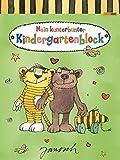 Janosch Kindergartenblock: Meine kunterbunter Kindergartenblock
