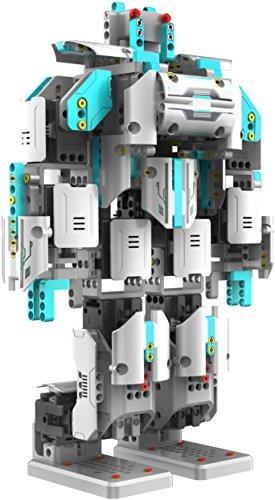 UBTech Jimu Robot Inventor Kit - Programmierbares Roboter-Baukastensystem für Kinder ab 8 Jahren