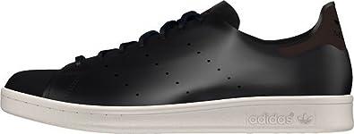 black adidas stan smith