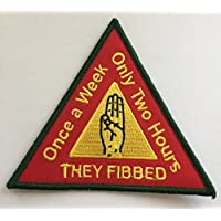 Only Two Hours a Week - Scout Leader Badge