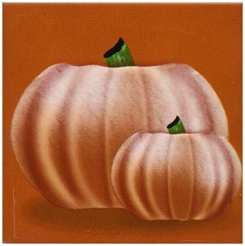 3dRose 777images Designs Graphic Design Fruit-Graphic Design der Kürbisse auf Vintage Fall of Hintergrund Farben-Untersetzer, Keramik, set-of-4-Ceramic Cst Fall
