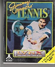 Atari Inc. Jimmy Connors tenis - lince