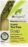 Dr.Organic Tea Tree Sapone 100 Gr