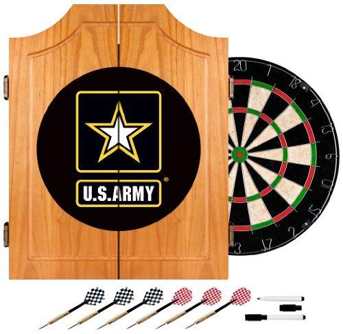 Trademark Gameroom Dart-Schrank aus Holz