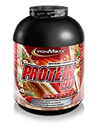 Ironmaxx Protein 90, Haselnuss, 1er Pack (1 x 2,35 kg)
