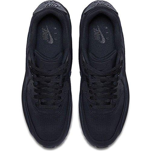 Nike Herren Air Max 90 Essential Low-Top black-black-black (537384-072)