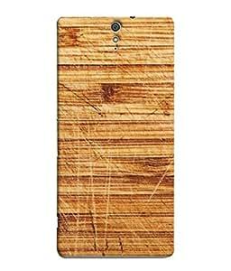 PrintVisa Designer Back Case Cover for Sony Xperia C5 Ultra Dual :: Sony Xperia C5 E5533 E5563 (Decorative Carpentry Furniture Natural Backdrop Hardwood Beautiful Material)