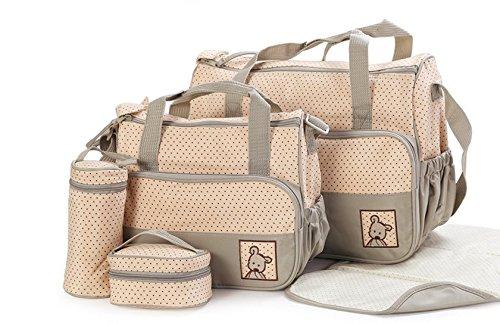 Sora kits Bolso/Bolsa/Bolsillo Maternal Bebé para carro carrito biberón colchoneta comida pañal