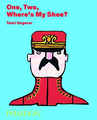 One, Two, Where's My Shoe? (Libri per bambini)