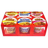 Nissin Non Veg Cup Noodles, 70g (Pack of 6)