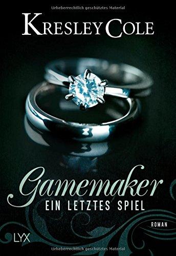 Cole, Kresley: Gamemaker - Ein letztes Spiel