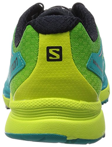 Salomon Sense Mantra 3 Women's Chaussure De Course à Pied Lucite Green/Flashy/Black