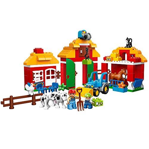 DUPLO LEGO Ville 10525 Big Farm by DUPLO LEGO Ville TOY (English Manual)