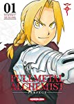 Fullmetal Alchemist Edition Perfect Tome 1