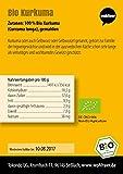Wohltuer Bio-Kurkuma | Kurkumawurzel gemahlen (1000g) - 3