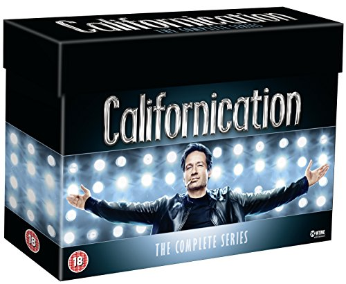 Californication: The Complete Collection (5 Dvd) [Edizione: Regno Unito]