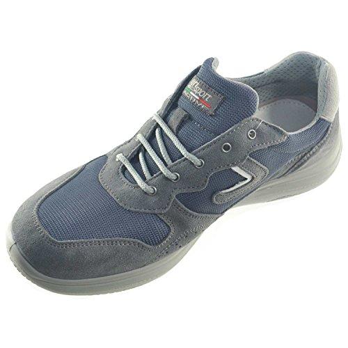 Grisport Active 42007A81 U Lace up Shoes Hombre Azul 45 colcZ