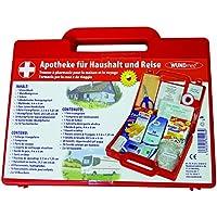 Reiseapotheke Erste Hilfe Minikoffer von Einkaufszauber preisvergleich bei billige-tabletten.eu