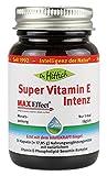 Super Vitamin E Intenz - 30 Kapseln - Hochdosiert und komplett durch das perfekt abgestimmte Tocotrienol- Tocopherol Verhältnis. Mit Sesaminen, Phospholipiden und Astaxanthin - Von Dr. Hittich